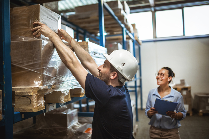 A printer's warehouse services can significantly reduce your inventory carrying costs.