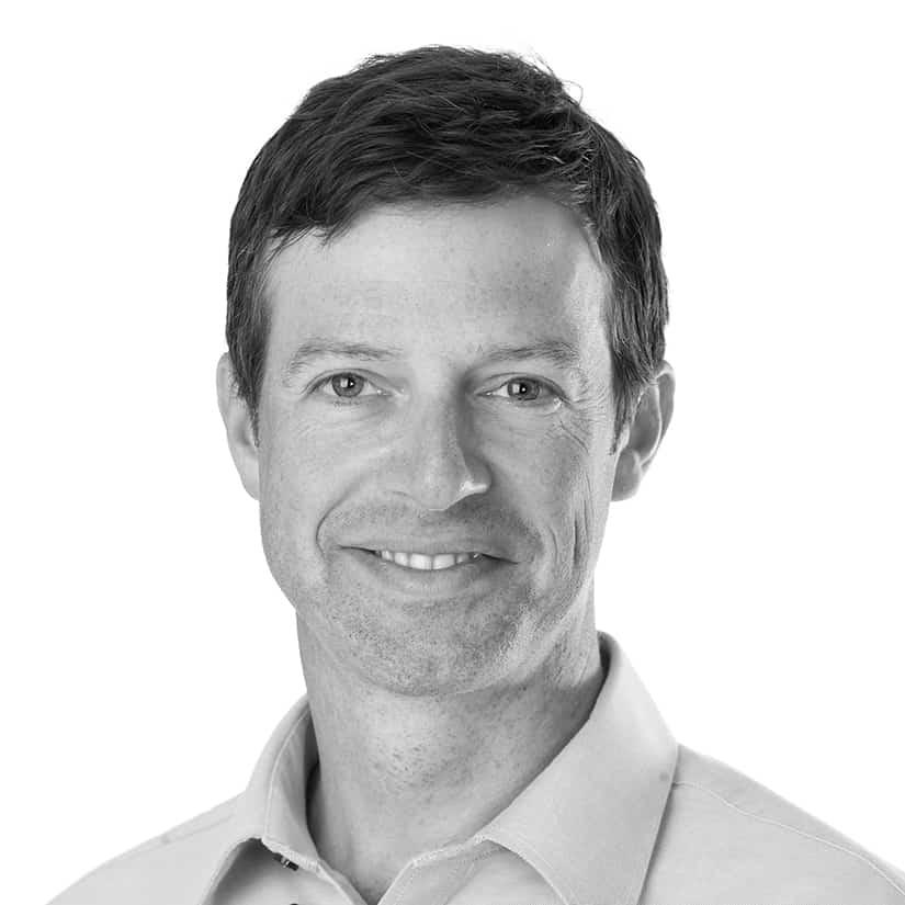 Geoff Sabin, Principal Architect